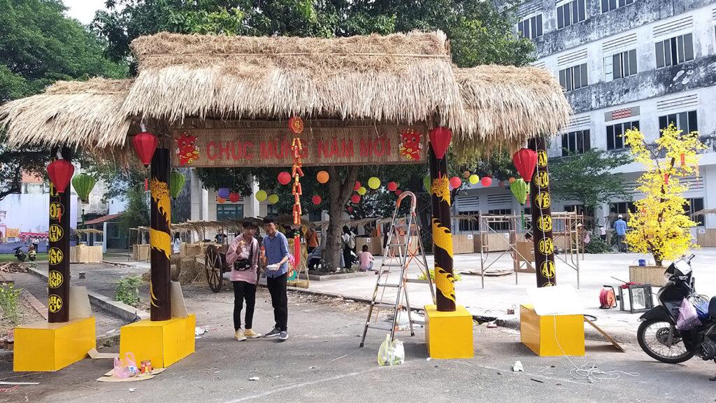 lễ hội xuân fpoly hcm