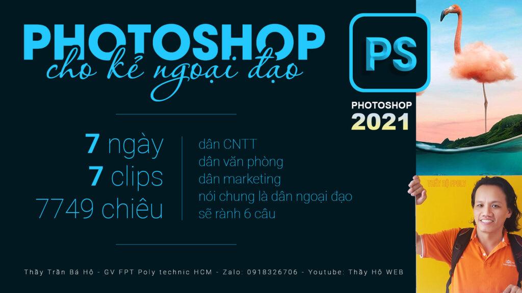photoshop cho người ngoại đạo - cntt - van phong - marketing- 1
